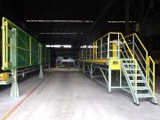 大和電機工業株式会社の転落防止設備